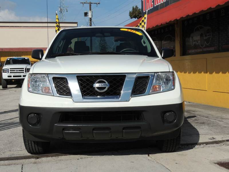 2014 Nissan Frontier S 4x2 4dr King Cab 6.1 ft. SB Pickup 5A - Miami FL