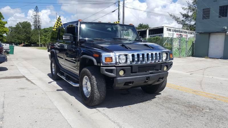 2006 HUMMER H2 Base 4dr SUV 4WD - Miami FL