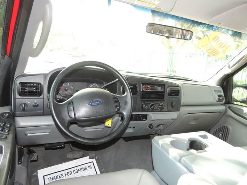 2006 Ford F-250 Super Duty XLT 4dr Crew Cab SB - Miami FL