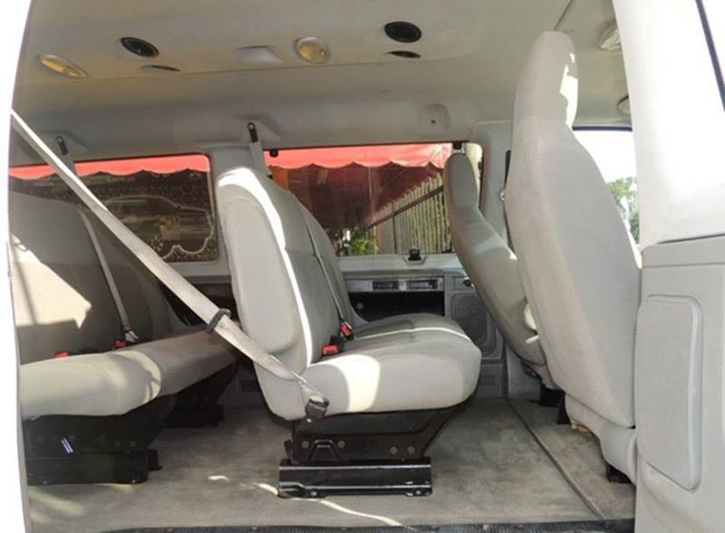 2012 Ford E-Series Wagon E-350 SD XLT 3dr Extended Passenger Van - Miami FL