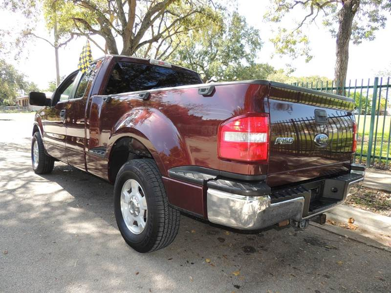 2009 Ford F-150 STX 4x2 4dr SuperCab Flareside 6.5 ft. SB - Miami FL