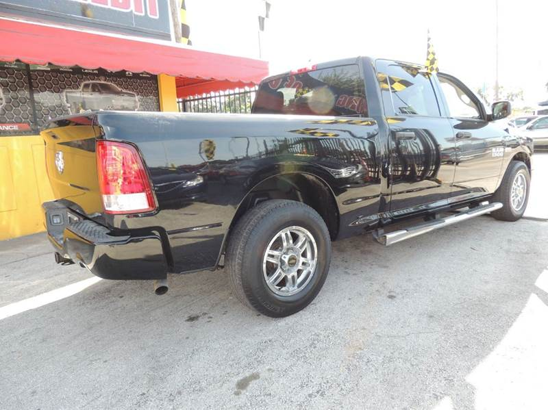 2014 RAM Ram Pickup 1500 Tradesman 4x2 4dr Crew Cab 6.3 ft. SB Pickup - Miami FL