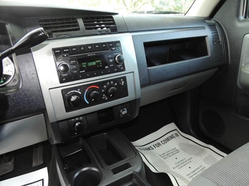 2008 Dodge Dakota SLT 4dr Crew Cab 4WD SB - Miami FL