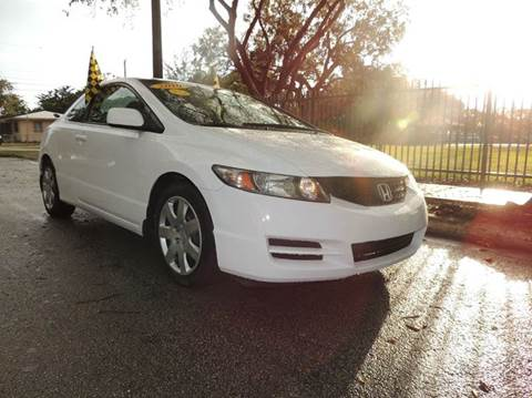 2010 Honda Civic for sale in Miami, FL