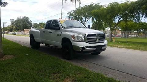 2008 Dodge Ram Pickup 3500 for sale in Miami, FL