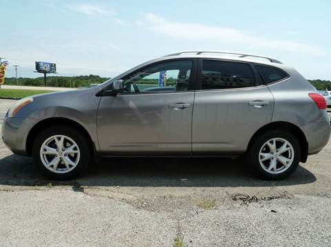 2008 Nissan Rogue for sale in Claremore, OK