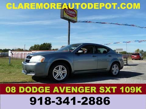 2008 Dodge Avenger for sale in Claremore, OK