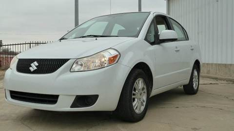 2013 Suzuki SX4 for sale in Claremore, OK