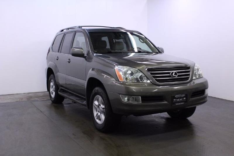 lexus gx 470 for sale in ohio. Black Bedroom Furniture Sets. Home Design Ideas