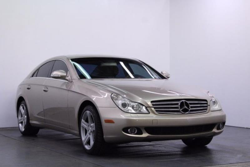 Mercedes benz cls for sale in ohio for Used mercedes benz for sale in cincinnati