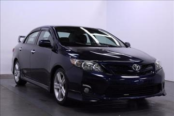 2013 Toyota Corolla for sale in Cincinnati, OH