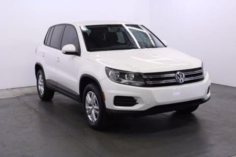2012 Volkswagen Tiguan for sale in Cincinnati, OH