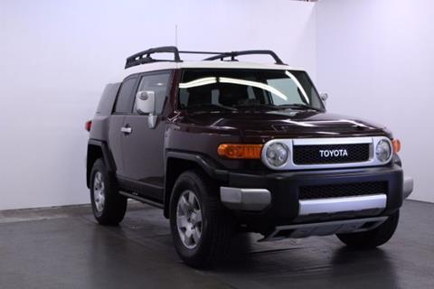 2007 Toyota FJ Cruiser for sale in Cincinnati, OH