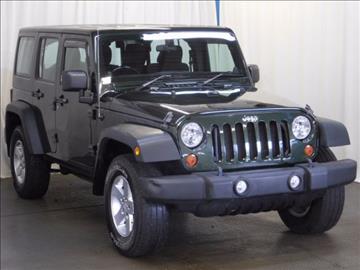 jeep wrangler unlimited for sale cincinnati oh. Black Bedroom Furniture Sets. Home Design Ideas