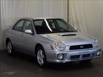 2002 Subaru Impreza for sale in Cincinnati, OH
