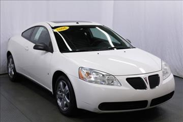 2007 Pontiac G6 for sale in Cincinnati, OH