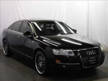 2007 Audi A6 for sale in Cincinnati, OH