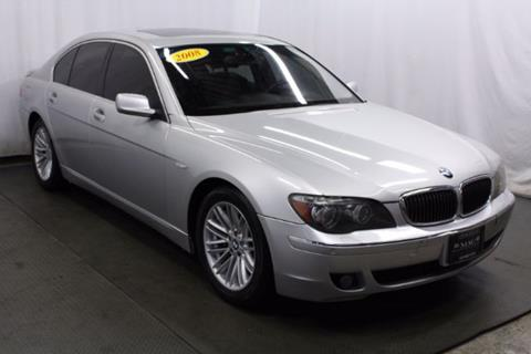 2008 BMW 7 Series for sale in Cincinnati, OH