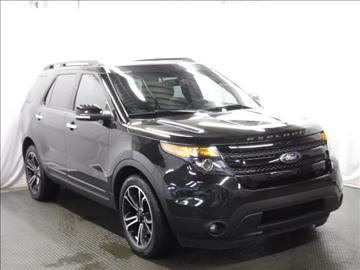 2014 Ford Explorer for sale in Cincinnati, OH