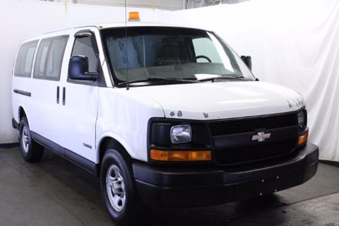 2003 Chevrolet Express Cargo for sale in Cincinnati, OH