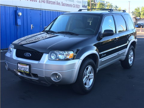 2006 ford escape hybrid for sale webster sd. Cars Review. Best American Auto & Cars Review