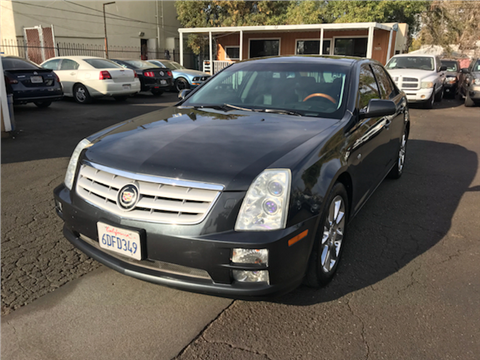 2005 Cadillac STS for sale in Sacramento, CA