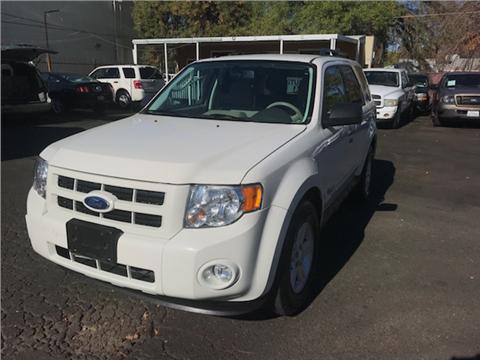 2010 Ford Escape Hybrid for sale in Sacramento, CA
