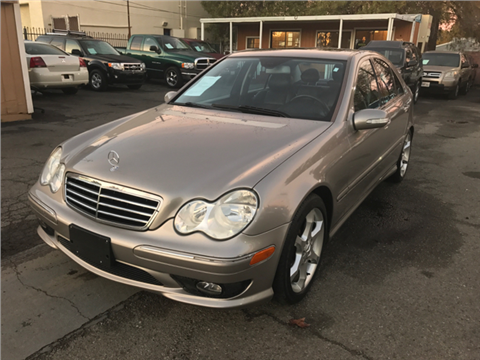 Mercedes benz c class for sale sacramento ca for Mercedes benz sacramento
