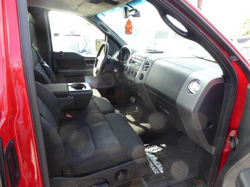 2006 Ford F-150 FX4 2dr Regular Cab 4WD Flareside 6.5 ft. SB - Anchorage AK