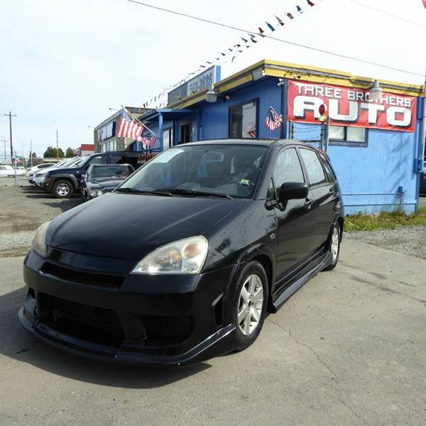 2006 Suzuki Aerio SX 4dr Wagon w/Manual - Anchorage AK