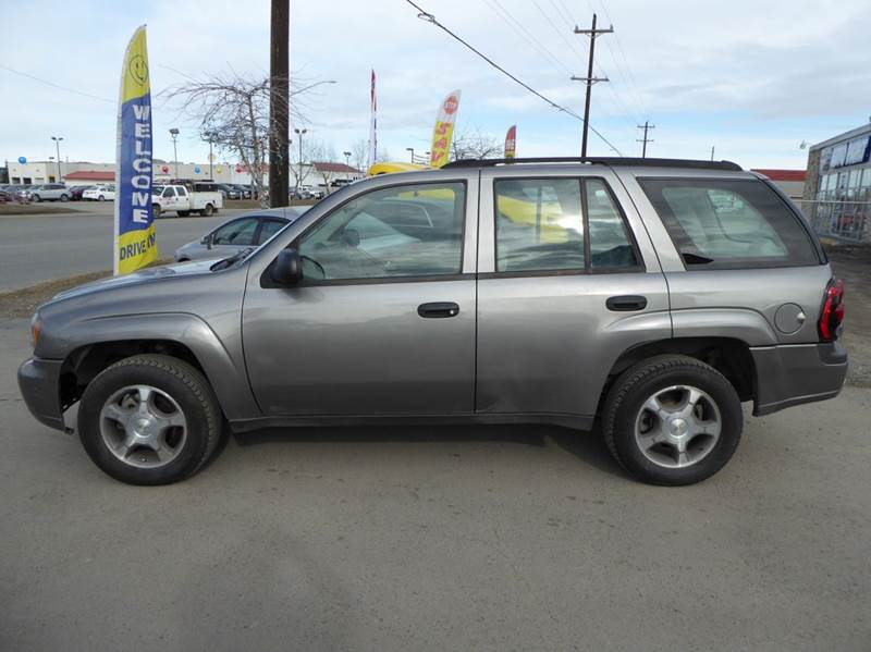 2007 Chevrolet TrailBlazer LS 4dr SUV 4WD - Anchorage AK