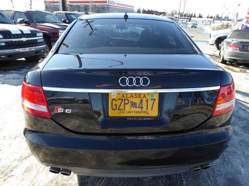 2008 Audi S6 AWD quattro 4dr Sedan - Anchorage AK