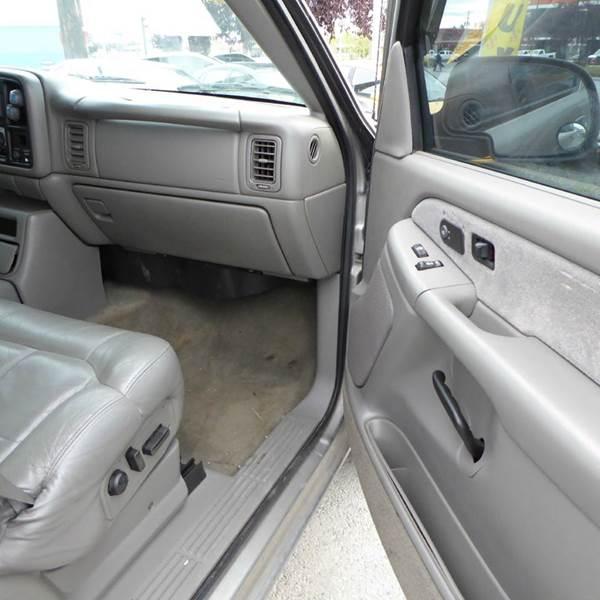 2001 GMC Sierra 1500 4dr Extended Cab SLT 4WD SB w/OnStar - Anchorage AK