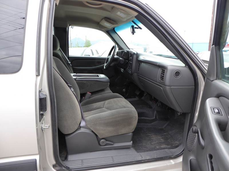 2006 Chevrolet Silverado 1500 LS 4dr Extended Cab 4WD 6.5 ft. SB - Anchorage AK