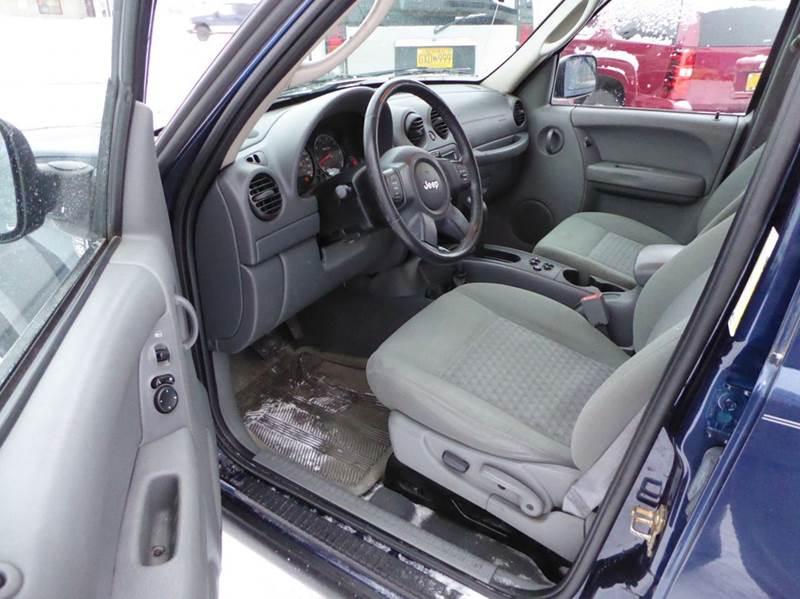 2007 Jeep Liberty Sport 4dr SUV 4WD - Anchorage AK