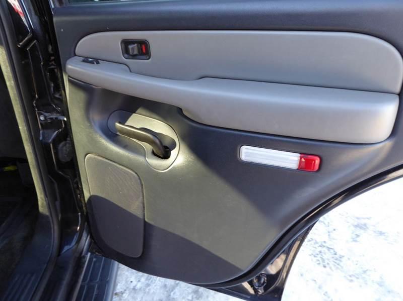 2002 Chevrolet Tahoe LS 4WD 4dr SUV - Anchorage AK
