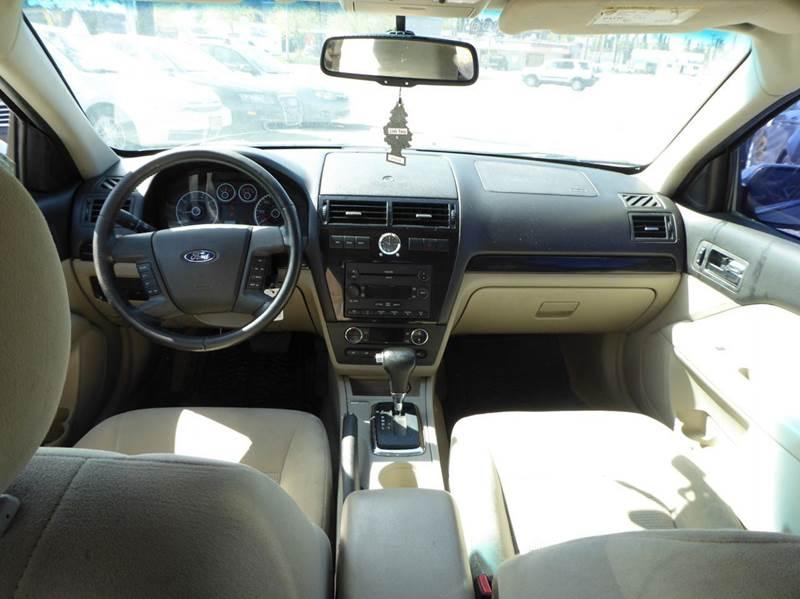 2008 Ford Fusion I4 SEL 4dr Sedan - Anchorage AK