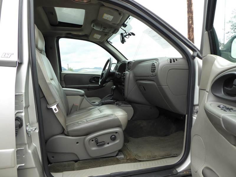 2004 Chevrolet TrailBlazer LS 4WD 4dr SUV - Anchorage AK