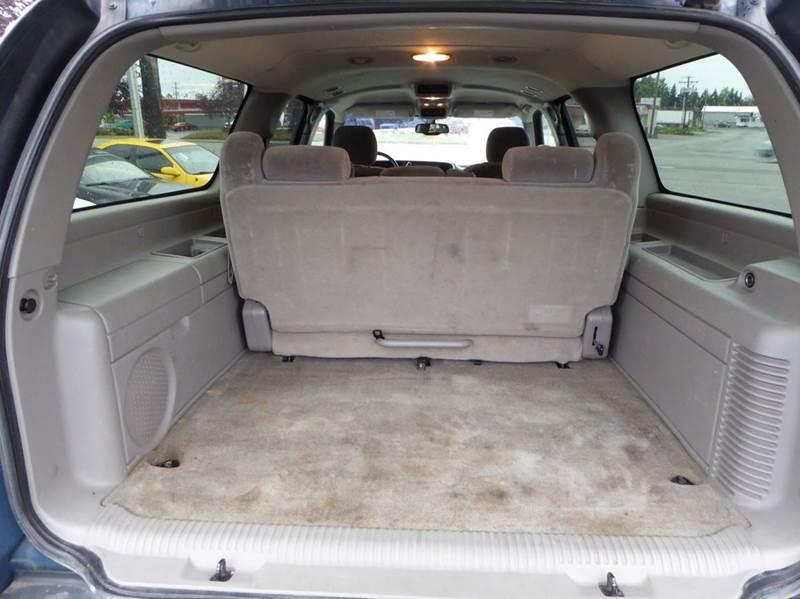 2004 Chevrolet Suburban 4dr 1500 4WD SUV - Anchorage AK