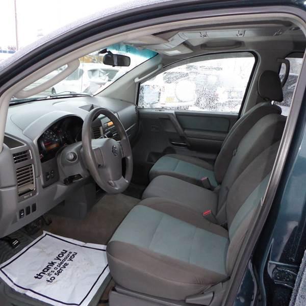 2005 Nissan Titan 4dr Crew Cab LE 4WD SB - Anchorage AK