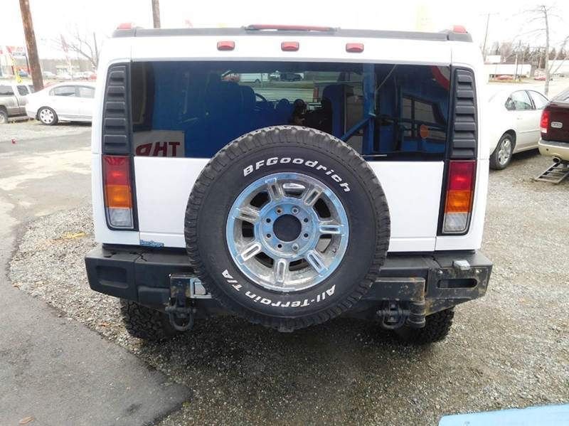 2004 HUMMER H2 Lux Series 4WD 4dr SUV - Anchorage AK