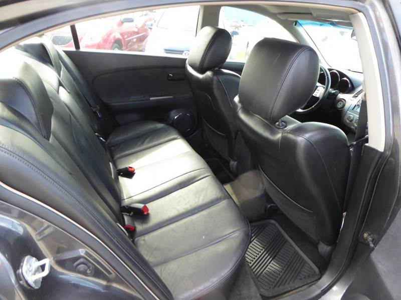 2005 Nissan Altima 3.5 SE-R 4dr Sedan - Anchorage AK
