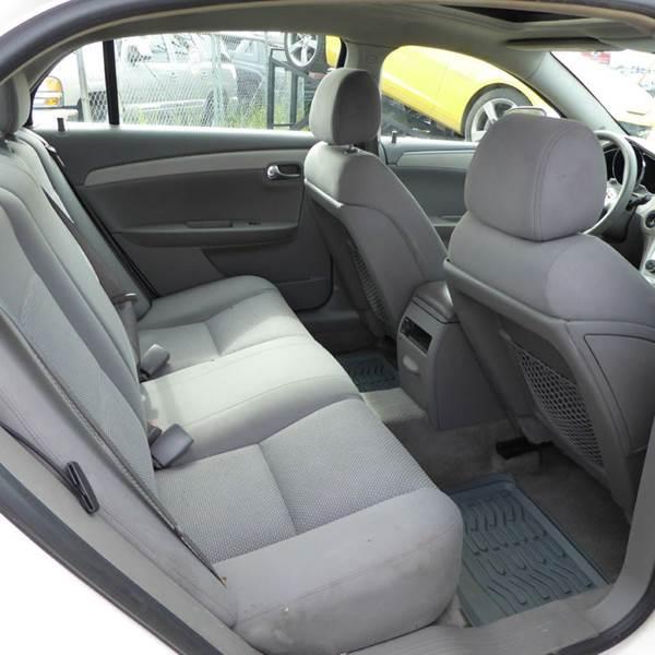 2008 Chevrolet Malibu LT 4dr Sedan w/1LT - Anchorage AK
