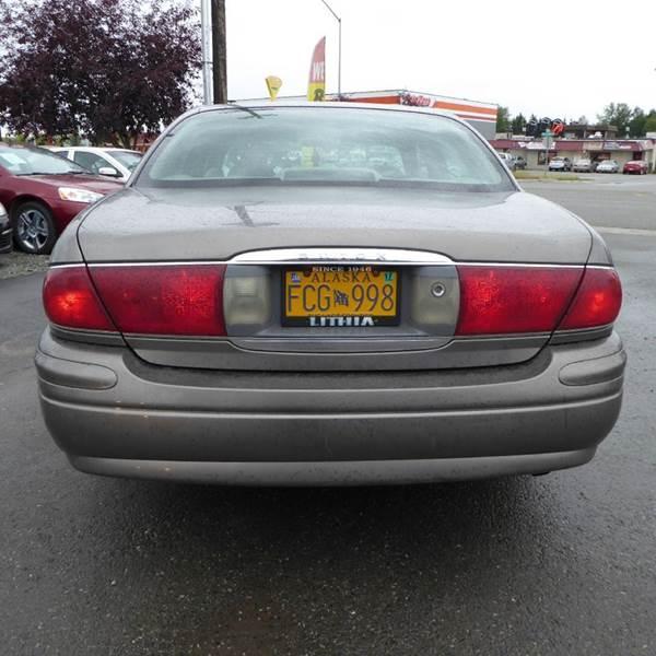 2001 Buick LeSabre Custom 4dr Sedan - Anchorage AK