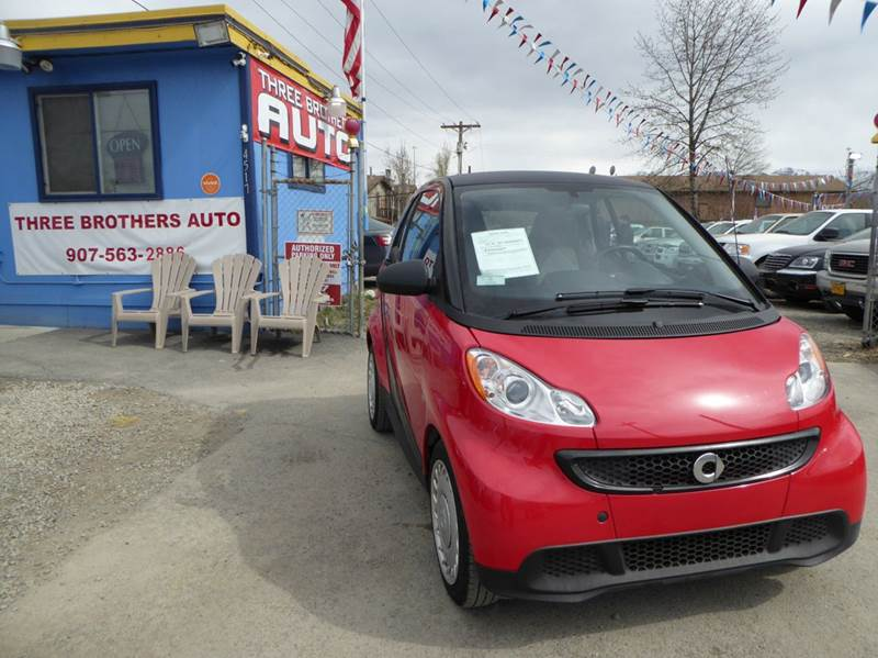 2013 Smart fortwo passion 2dr Hatchback - Anchorage AK