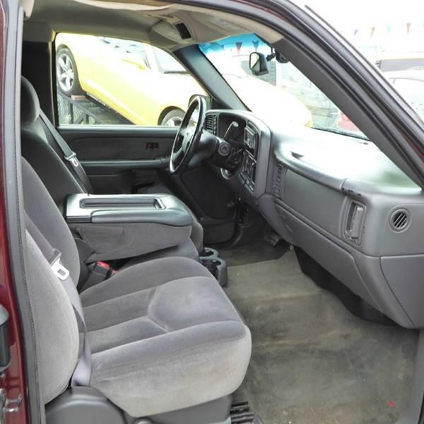 2003 GMC Sierra 1500 4dr Extended Cab SLT 4WD LB - Anchorage AK