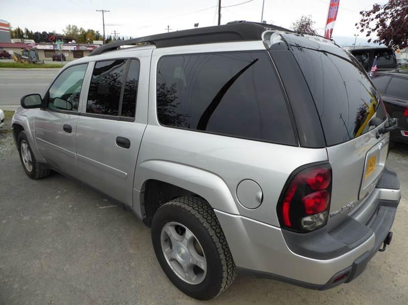 2006 Chevrolet TrailBlazer EXT LS 4dr SUV 4WD - Anchorage AK