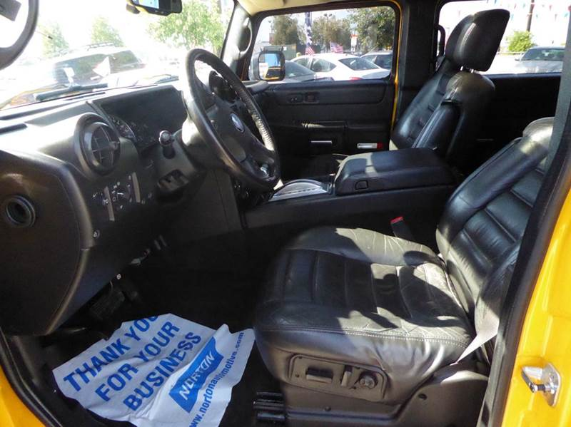 2005 HUMMER H2 Lux Series 4WD 4dr SUV - Anchorage AK