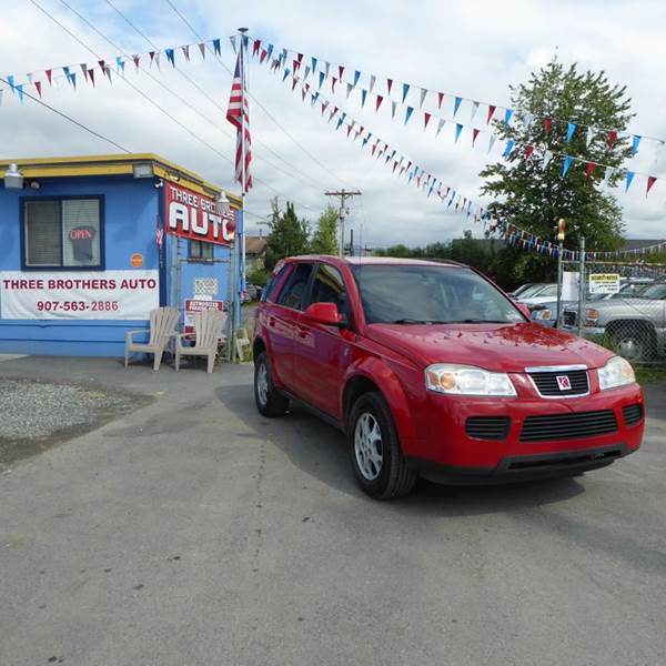 2006 Saturn Vue 4dr SUV w/V6 - Anchorage AK
