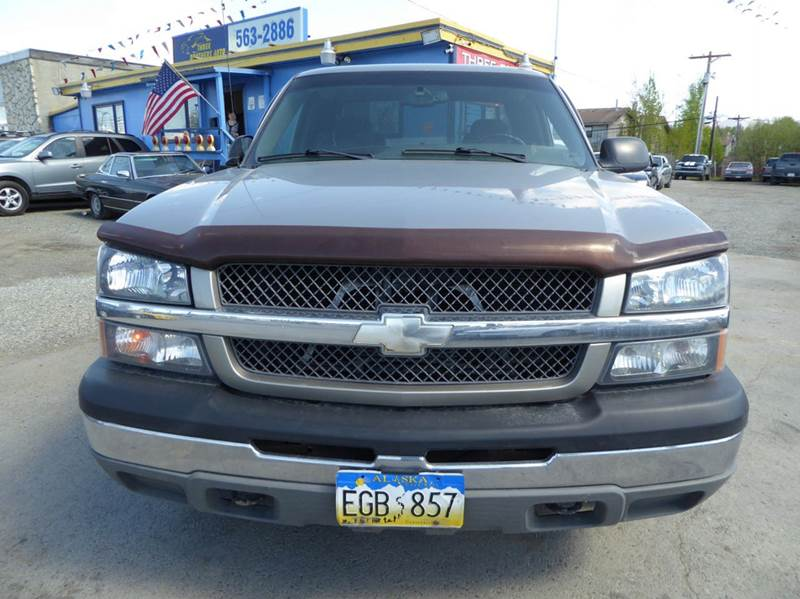 2003 Chevrolet Silverado 1500 Base 4dr Extended Cab 4WD LB - Anchorage AK
